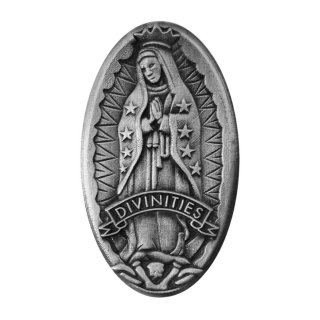 DIVINITIES<br>Virgin Mary 3D Pin<br>