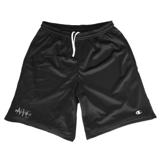 HOTEL BLUE<br>CHAMPION SHORTS BLACK<br>