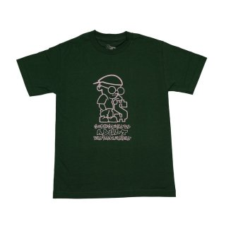 BRONZE56K<br>SOPHISTICATED GUY TEE GREEN<br>