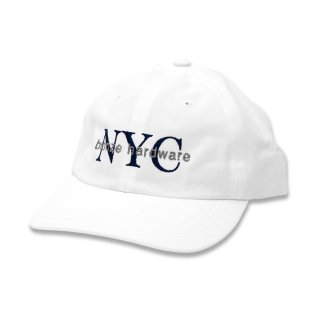 BRONZE56K<br>NYC HAT WHITE<br>