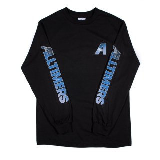 ALLTIMERS<br>ARTISTS L/S TEE BLACK<br>