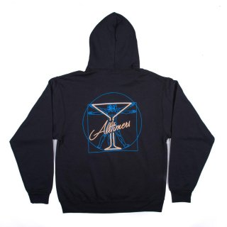 ALLTIMERS<br>BEGINNING HOODY BLACK<br>