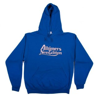 ALLTIMERS<br>NEW EDITION HOODY ROYAL<br>