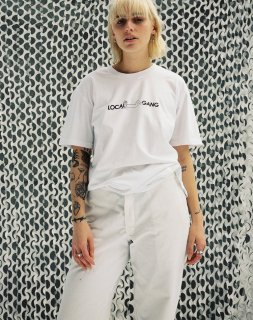 LOCAL GIRL GANG<br>LOLA SHORTSLEEVE T-SHIRT<br>