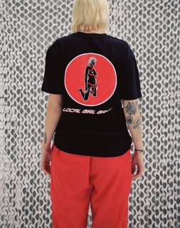LOCAL GIRL GANG<br>JAMIE SHORTSLEEVE T-SHIRT<br>