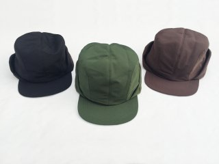 COMFORTABLE REASON<br>Goldmans Ear Flap Cap<br>