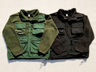 COMFORTABLE REASON<br>Fisherman's warm jacket<br>