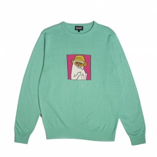 RIPNDIP<br>NERMAL S. THOMPSON CREWNECK<br>
