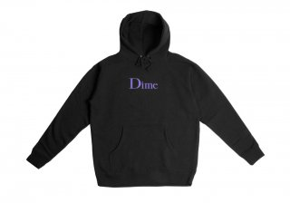 DIME<br>CLASSIC LOGO HOODIE<br>