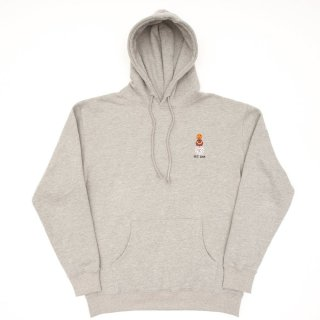 QUARTER SNACKS<br>Embroidered Snackman Hoody<br>