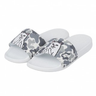 RIPNDIP<br>LORD NERMAL SLIDES (SNOW CAMO)<br>