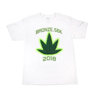 BRONZE56K<br>CHRONIC TEE 2018 WHITE<br>