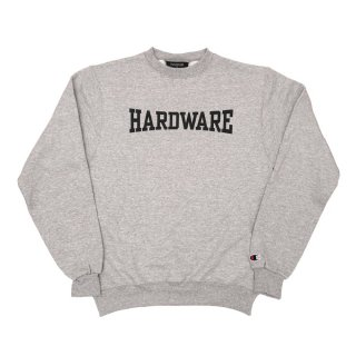 BRONZE56K<br>HARDWARE CREWNECK GREY<br>