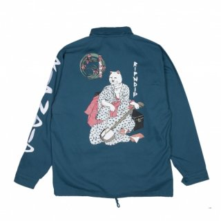RIPNDIP<br>WARRIOR COTTON JACKET (SEA FOAM)<br>