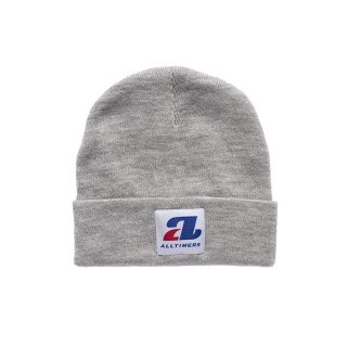 ALLTIMERS<br>RUSS BEANIE HEATHER GREY<br>