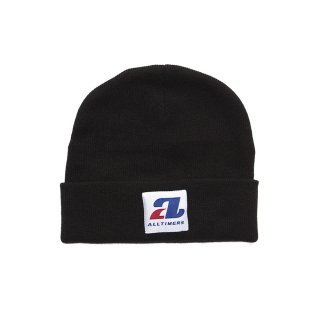 ALLTIMERS<br>RUSS BEANIE HEATHER BLACK<br>