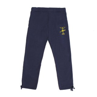 ALLTIMERS<br>LEAGUE PLAYER SWEATPANTS NAVY<br>