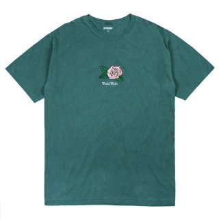 BUTTER GOODS<br>ROSA PIGMENT DYE TEE<br>