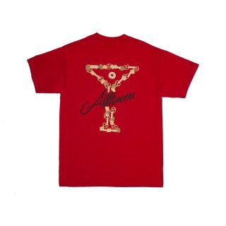 ALLTIMERS<br>BAR MIX TEE RED<br>