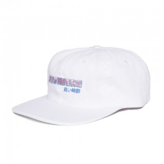 ALLTIMERS<br>BLOCK HAT WHITE<br>