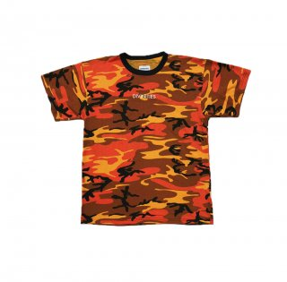 DIVINITIES<br>Lost in Translation Reversed Camo Shirt<br>