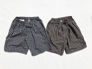 COMFORTABLE REASON<br>Pile Pocket 2tuck Lounge Shorts<br>