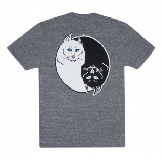 RIPNDIP<br>Nermal Ying Yang Tee (Heather Gray)<br>