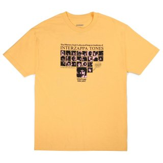 BUTTER GOODS<br>INTERZAPPA TONES TEE<br>