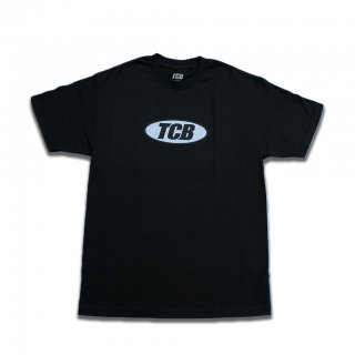 TALL CAN BOYZ<br>METALLIC OVAL LOGO<br>