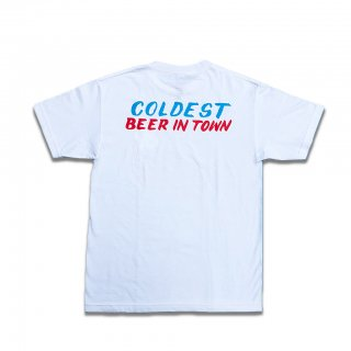 TALL CAN BOYZ<br> COLDEST BEER TEE<br>