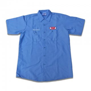 TALL CAN BOYZ<br>POOL SERVICE WORK SHIRT<br>