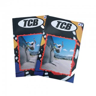 TALL CAN BOYZ<br>TCB ISSUE 7 ZINE<br>