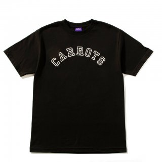 CARROTS<br>COLLEGIATE CARROTS WORDMARK TEE<br>