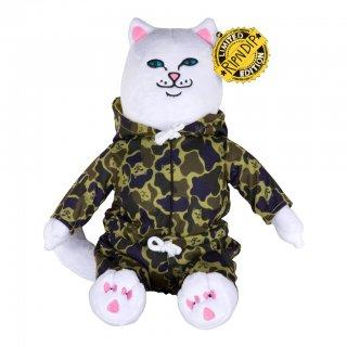 RIPNDIP<br>Nerm Camo Plush Doll<br>