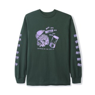 BUTTER GOODS<br>ENEMY L/S TEE<br>