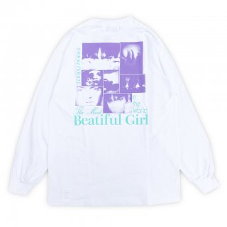 LOOPY HOTEL<br>Beautiful Girl L/S TEE<br>