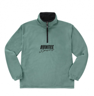 DIVINITIES<br>Fleece Zip Jacket<br>
