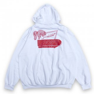 LOOPY HOTEL<br>FACE LOGO PULLOVER<br>