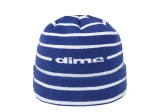 DIME<br>STRIPED BEANIE<br>