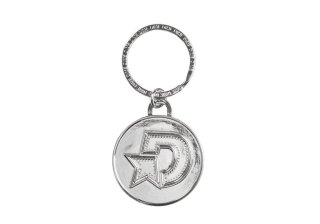DIME<br>D STAR KEYCHAIN<br>