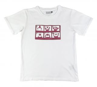Blobys<br>Blobys Dourag T Shirt<br>