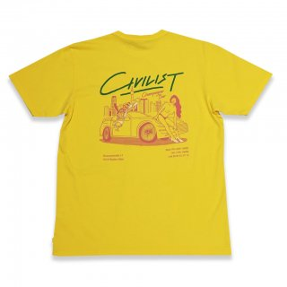 CIVILIST<br>Champagne Tee<br>