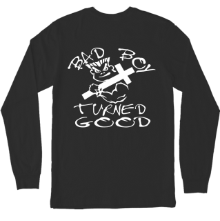 PARADIS3<br>BAD BOY TURNED GOOD L/S TEE<br>
