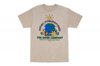 THE GOOD COMPANY<br>World Friendship Tee<br>