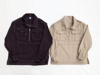 COMFORTABLE REASON<br>Corduroy PO Shirts Jacket<br>