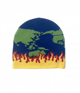 iggy<br>WORLD ON FIRE BEANIE<br>