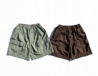 COMFORTABLE REASON<br>Safari Shorts<br>