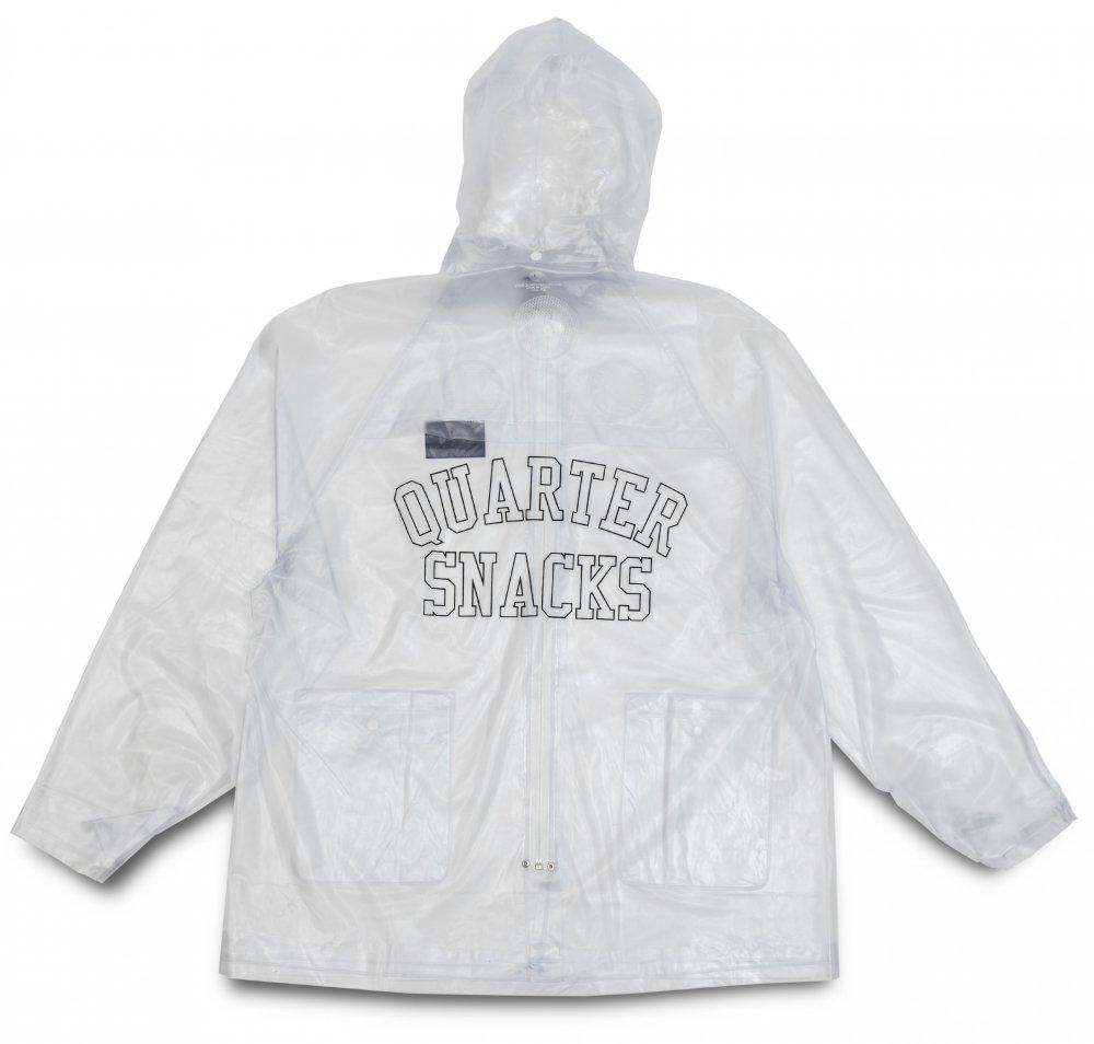 QUARTER SNACKS<br>Invisible Raincoat<br>