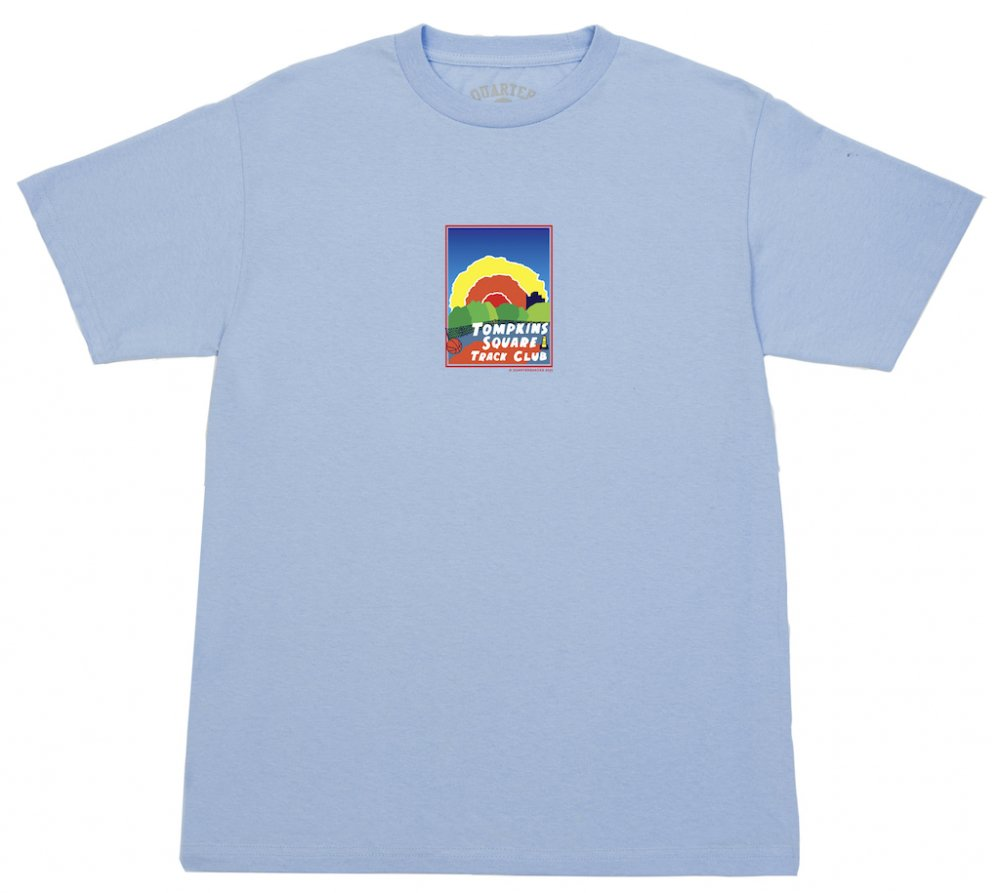 QUARTER SNACKS<br>Summer Camp Tee<br>