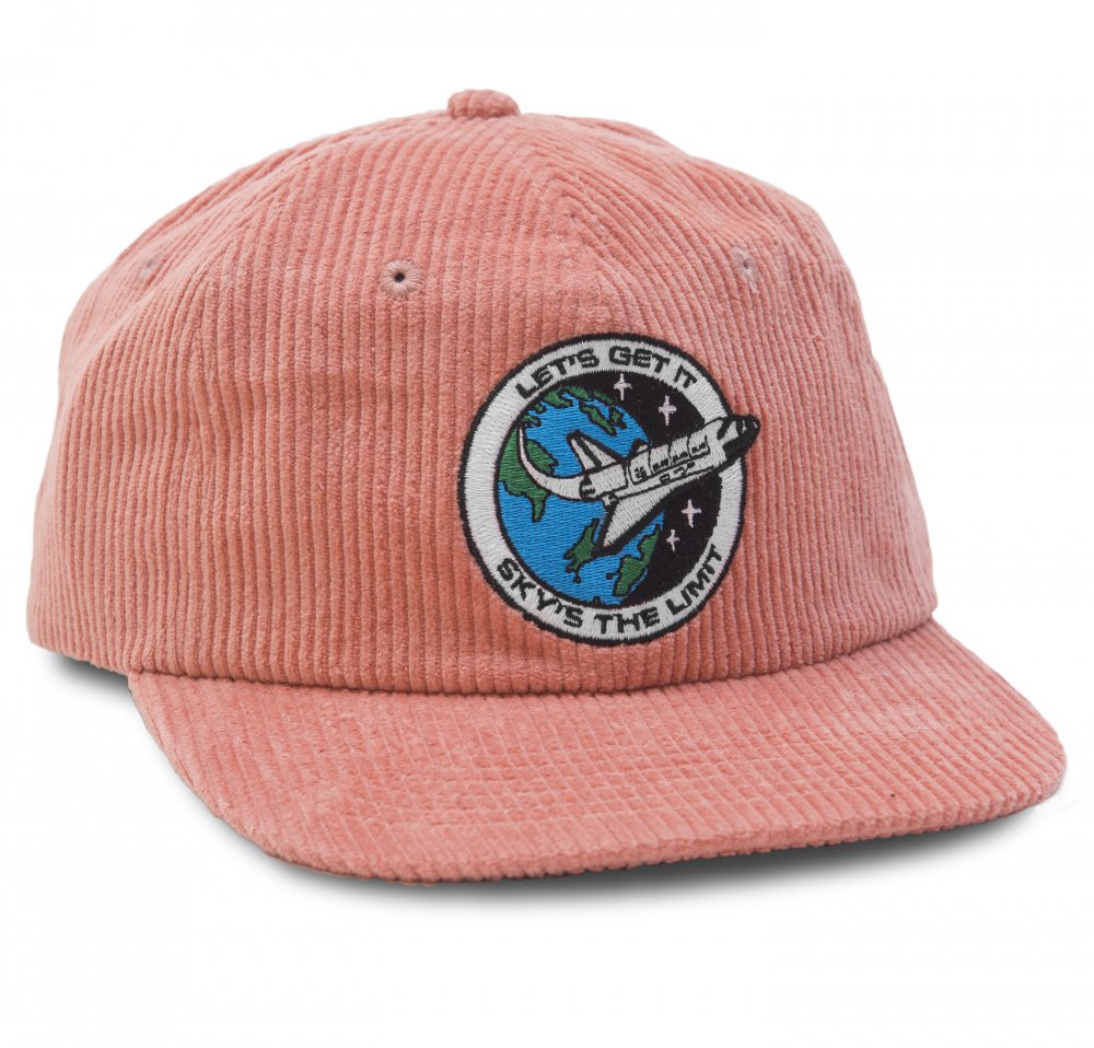 QUARTER SNACKS<br>Sky's The Limit Cap<br>